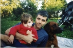 14.-Number-One-Suspect-with-Anna-and-Barundi-Inwood-Hill-Park-2004